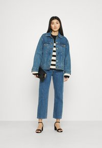 Stylein - KASEY - Straight leg jeans - denim blue - 1