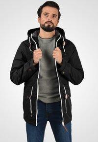 Solid - TILAS - Winter jacket - black - 2
