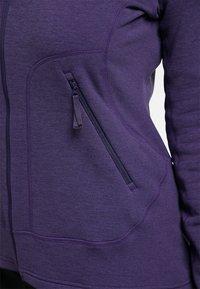 Haglöfs - HERON - Fleece jacket - purple rain - 5