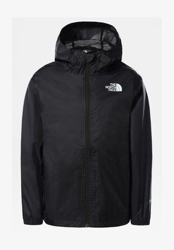 Waterproof jacket - tnf black