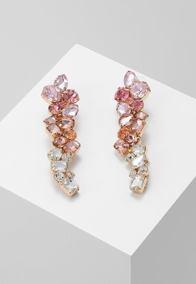 EDOERI - Earrings - light pink