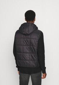 Armani Exchange - CABAN COAT - Winterjas - pure cashmere/black - 5