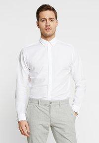 Jack & Jones PREMIUM - JJESUMMER  - Shirt - white - 0