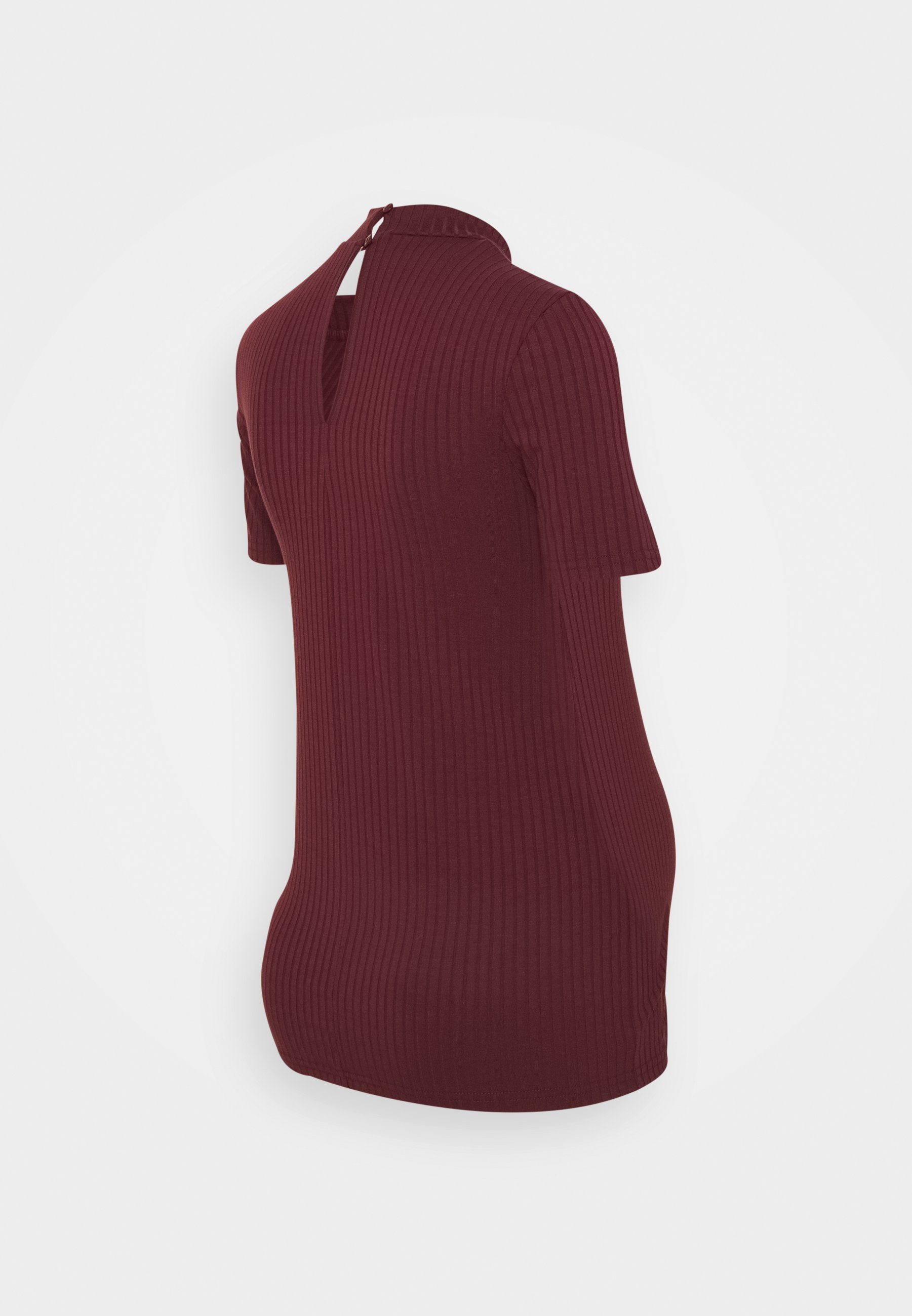 Damen PCMKYLIE T-NECK - T-Shirt print