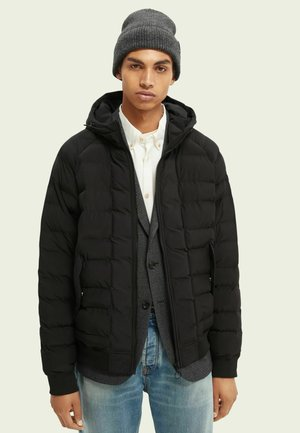 Down jacket - jet black
