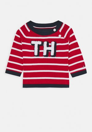 BABY BOY - Pullover - red