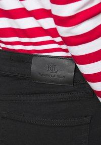 Lauren Ralph Lauren - Straight leg jeans - black - 3