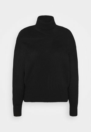 LEONORE - Jumper - black