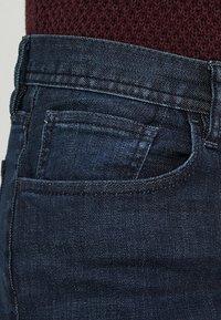 Armani Exchange - Slim fit jeans - blue denim - 3