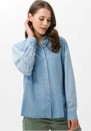 STYLE VIVIAN - Button-down blouse - light blue
