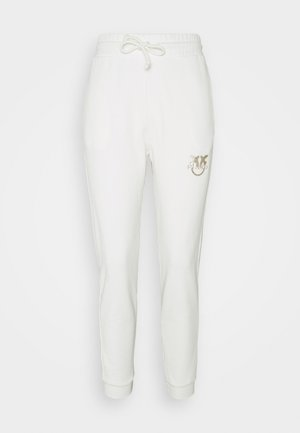 CARICO PANTALONE  - Tracksuit bottoms - off-white