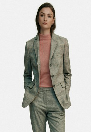 Blazer - grau/multicolor