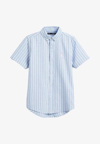 SHORT SLEEVE - Shirt - blue