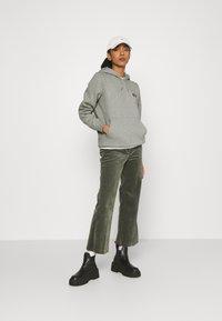 Dickies - OAKPORT HOODIE - Sweatshirt - grey melange - 1