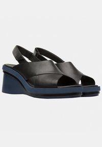 Camper - KYRA - Wedge sandals - schwarz - 2