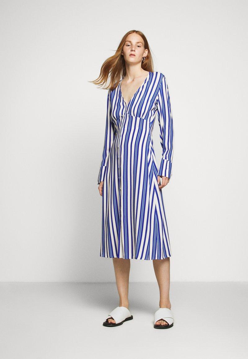 Libertine-Libertine - FLAME - Shirt dress - royal