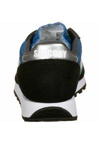 Saucony - SCHUHE JAZZ - Sneakers - black/blue/green - 4
