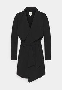 ONLY Petite - ONLRUNA SPRING COAT - Short coat - black - 0