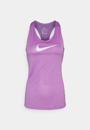 DRY BALANCE - T-shirt de sport - violet shock/white