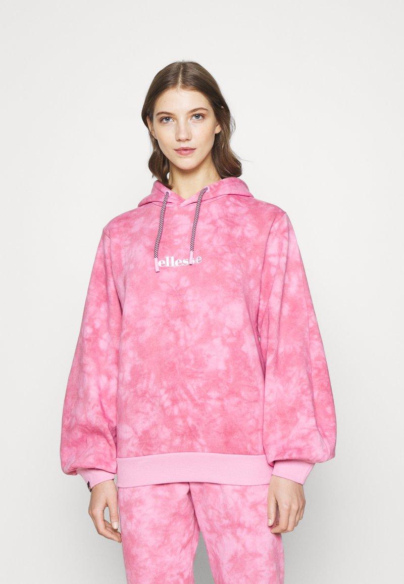 Ellesse - FLUO - Hoodie - pink