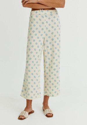 MIT SONNEN - Trousers - beige