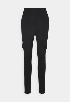VMAIDY LEGGINGS - Cargo trousers - black