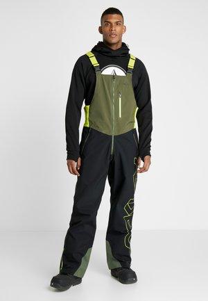 TIMBER PANT - Snow pants - dark brush