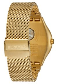 Swatch - MESH O'LIGHT - Orologio - gold-coloured - 1