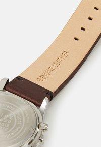Swiss Military Hanowa - FLAGSHIP RACER - Chronograph watch - green/black/brown - 3