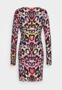 Just Cavalli - Žerzejové šaty - multicolor - 1