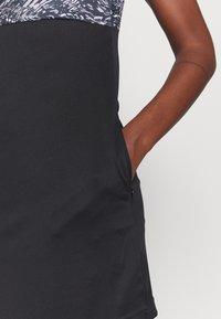 Daily Sports - LUNA DRESS - Sports dress - black - 5