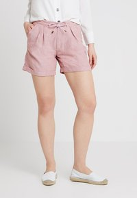 Esprit - Shorts - dark old pink - 0