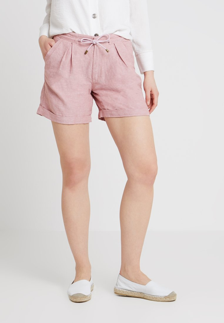 Esprit - Shorts - dark old pink