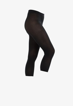 FALKE COTTON TOUCH LEGGINGS BLICKDICHT GLATT - Leggings - COTTON TOUCH