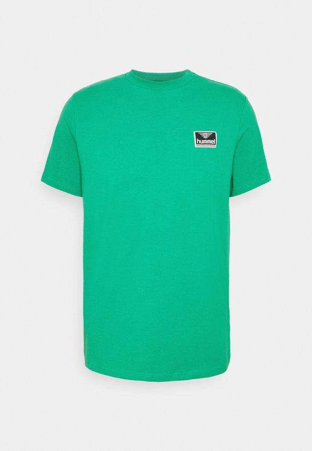 FERIE UNISEX - T-shirt med print - viridis