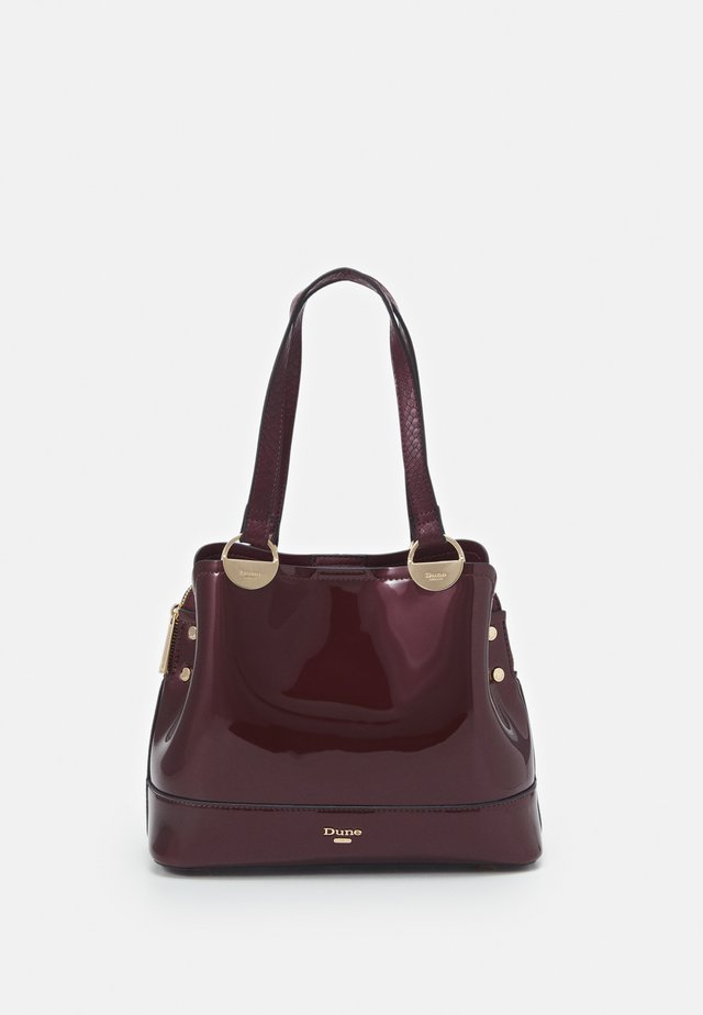DINIDAMINE - Handbag - berry