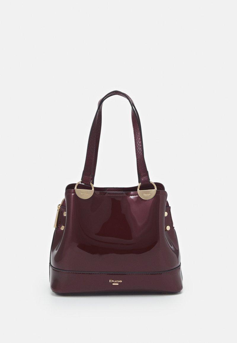 Dune London - DINIDAMINE - Handbag - berry