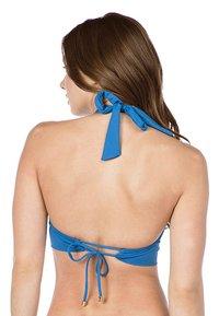 Lauren Ralph Lauren - Bikini top - slate blue - 1