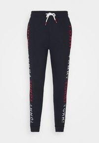 Tommy Hilfiger - TRACK PANT - Spodnie od piżamy - desert sky - 4