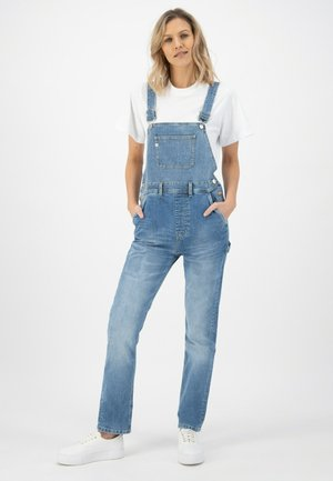 Dungarees - old stone