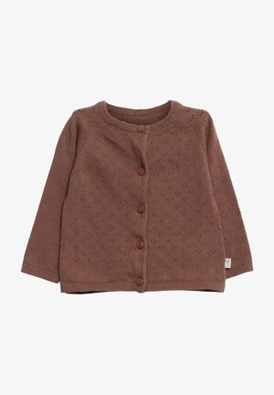 MAJA - Cardigan - powder plum