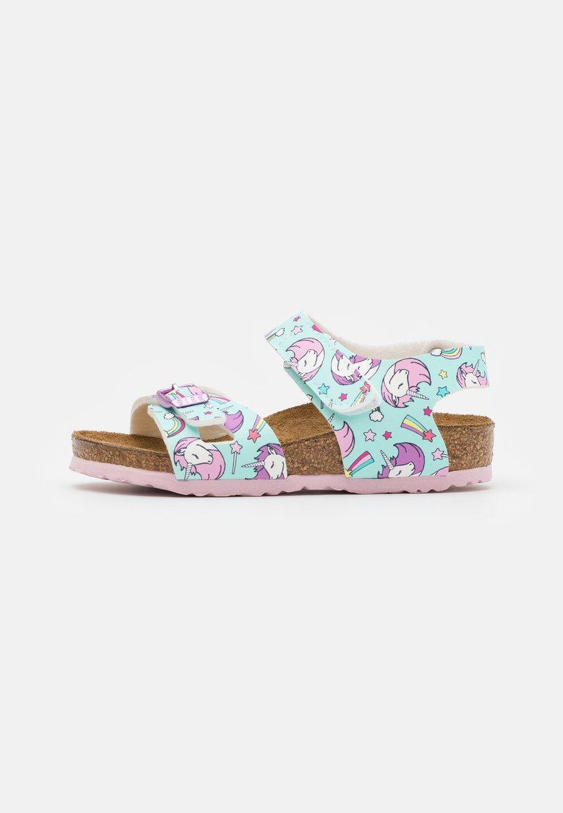 Birkenstock - COLORADO KIDS UNICORN - Sandals - seafoam