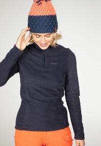 Protest - MUTEZ - Fleece jumper - space blue - 4