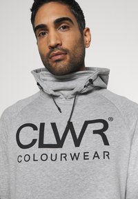 COLOURWEAR - BOWL HOOD - Sweater - grey - 4