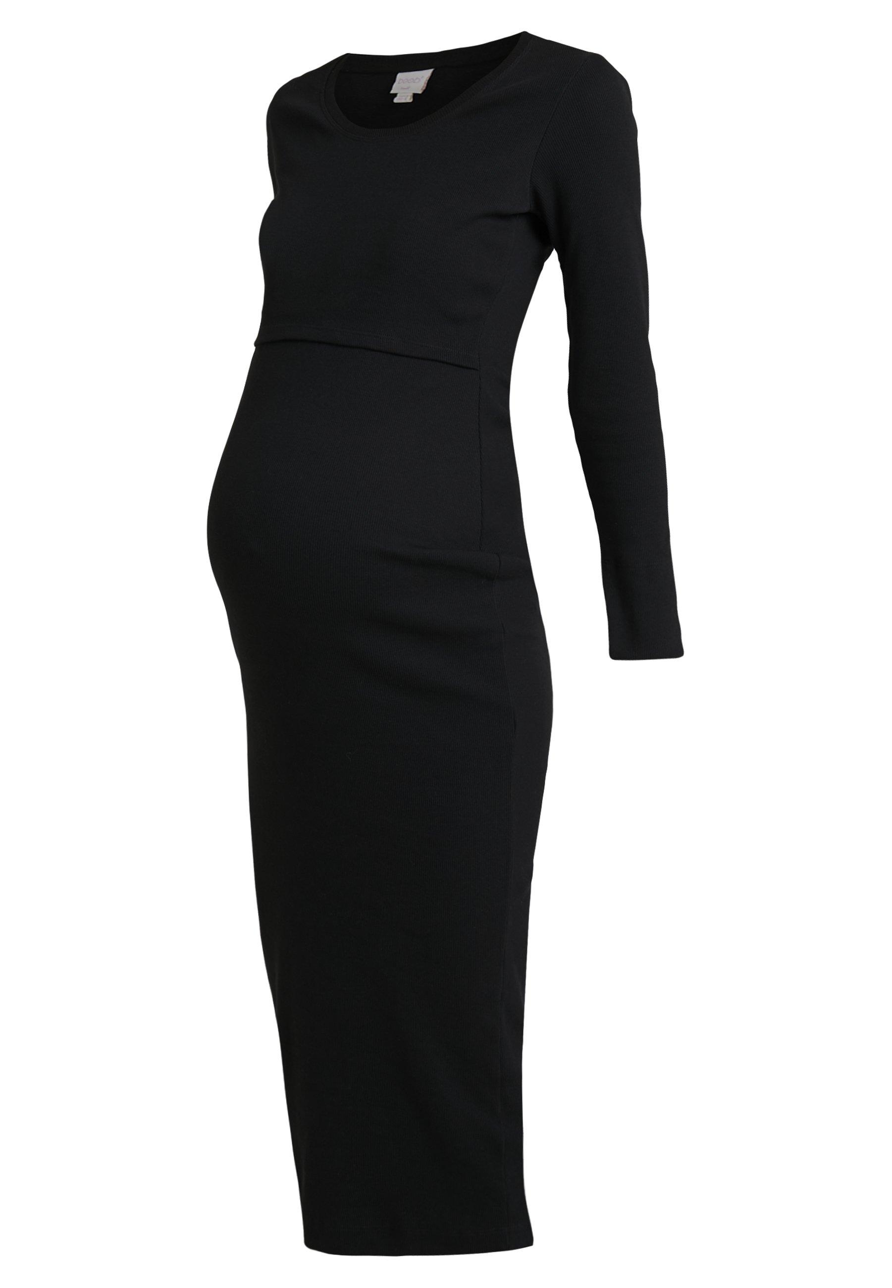 Boob Jerseyklänning black Zalando.se