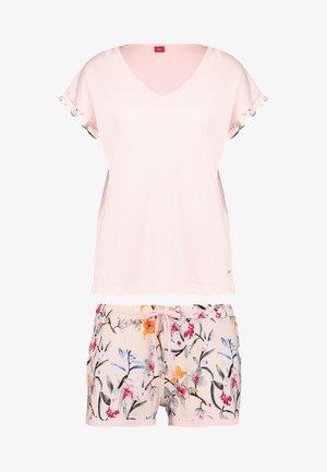 Pyjama set - light pink