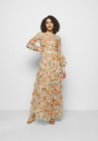 Needle & Thread - SUNSET GARDEN LONG SLEEVE GOWN - Occasion wear - ivory - 1
