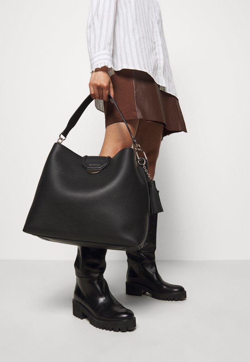 Escada Sport - SHOULDER BAG - Tote bag - black