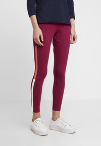 Tommy Hilfiger - COCO - Leggings - purple - 0