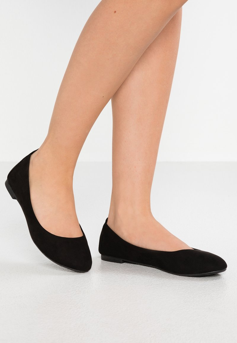Even&Odd - Ballet pumps - black